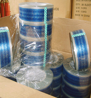 Transparent Printed Tape